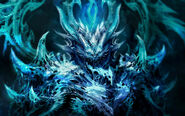 Ice demon by xxjocaxx-d5j8zdm