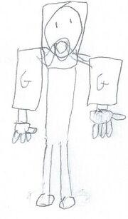 Guraldian space suit