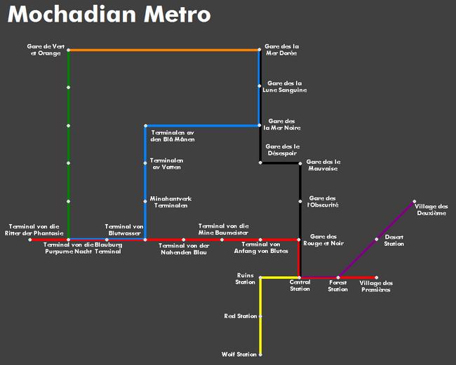 MochaCityMetro