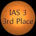IAS3BronzeMedal