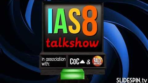 Gex Tournament (IAS8) Talk Show 30 6 13