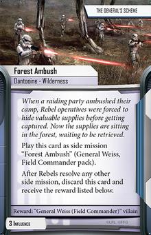 Forest-ambush
