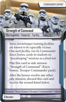 Strength-of-command