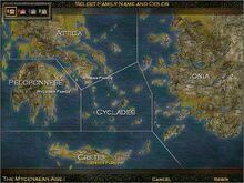 Mycenaean Age I