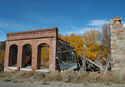 Belmont,NV-ruined building