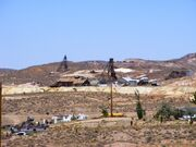 Florence Hill Mines, Goldfield NV