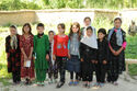 Young girls from northern Afghanistan-2012