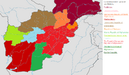 Afghanistan 1991 DD62 location map