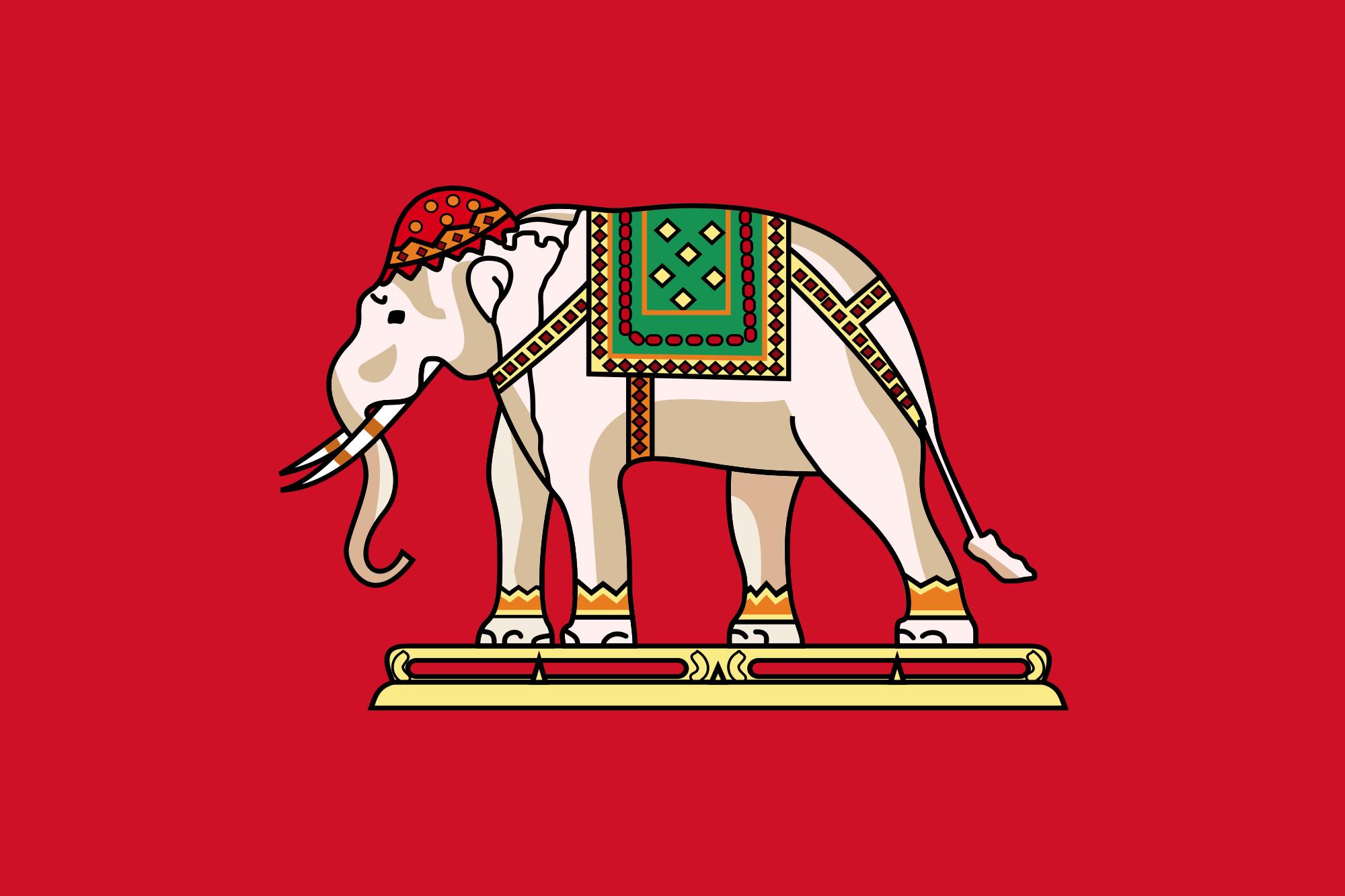 thai elephant logo