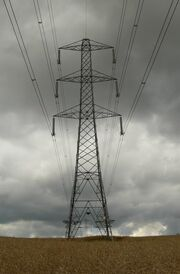Electricity Pylons - geograph.org.uk - 505560