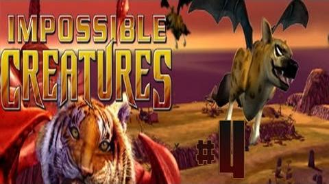 Impossible Creatures - Walkthrough - Part 4 - Ship Wreck (PC) HD