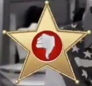 Loss badge
