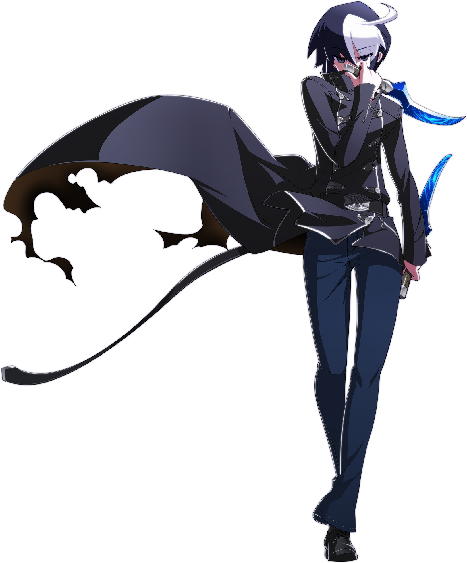 Seth Under Night In Birth Wiki Fandom Powered By Wikia