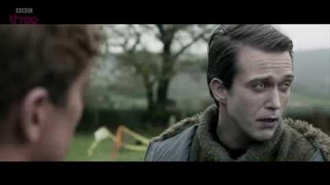 Get off my gravestone - In the Flesh Series 2 Episode 1 Preview - BBC Three