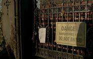 Cemetery quarantined