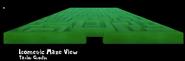 Isometric Maze View 3