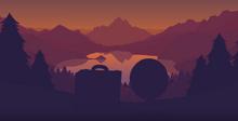 Sunset Balloon Suitcase Episode 9