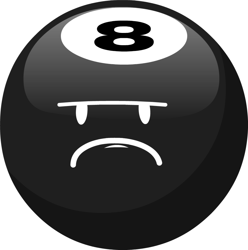 8 ball inanimate insanity wiki fandom powered by wikia - 8 ball pictures ...