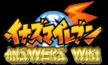 Inazuma Eleven Answers Wiki Logo