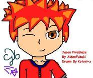 Jason FireBlaze By Kotoni