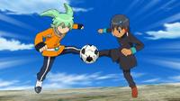 Fei and Shuu stopping the ball CS 8 HQ