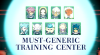 Training center CS 18 HQ