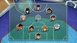 El Dorado Team 1 Current Formation CS 41 HQ