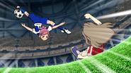 Sakura avoiding Galaxy 3 HQ