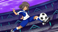 Shindou getting the ball Galaxy 38 HQ