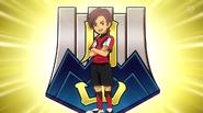 Minamisawa from his school
