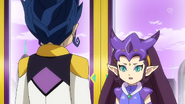 Tsurugi warning Lalaya about Donolzen EP32