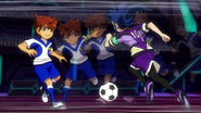 Tenma Vs. Tsurugi Galaxy 37 HQ