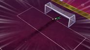 Ibuki barely saving the goal EP42 HQ