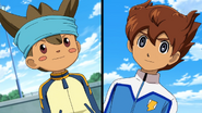 Tenma and Shinsuke Galaxy 19 HQ