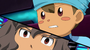 Shindou and Shinsuke shocked Galaxy 37 HQ