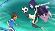 Matatagi lost to a Sazanaara soccer player