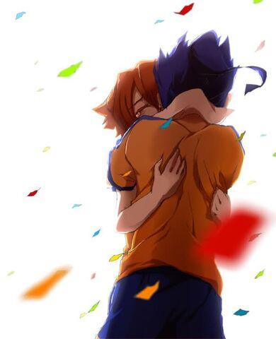 File:I love you, Tenma..jpg