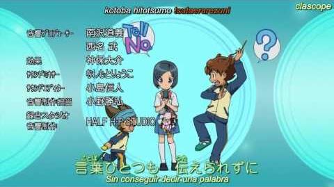 Inazuma Eleven GO Ending 2 Sub Español HD