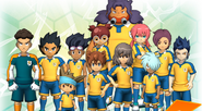 Raimon (GO) Strikers 2012 Xtreme