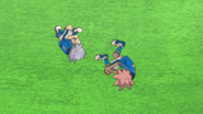 Fubuki and Tsunami injured IE 82 HQ