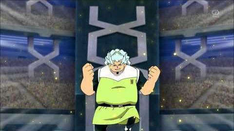 Inazuma Eleven GO Chrono Stone 49 - Grand Sweeper