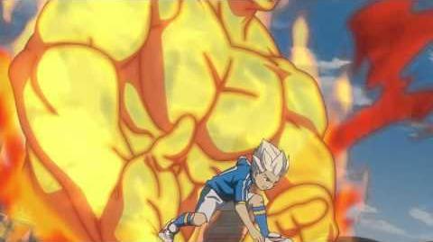 Inazuma Eleven (イナズマイレブン) - Lightning Accel and Bakunetsu Storm