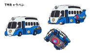 Inazuma TM Caravan concept art