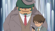 Kabeyama and Megane being detectives EP 48