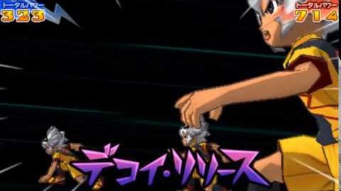 Decoy Release in Chrono Stones game.