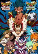 Inazuma Eleven GO Chrono Stones Wildfire and Thunderflash