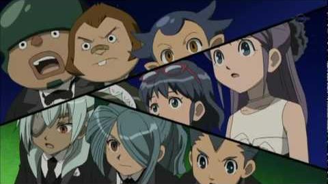 Inazuma Eleven - Excalibur