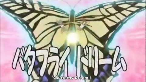 Inazuma Eleven - Butterfly Dream