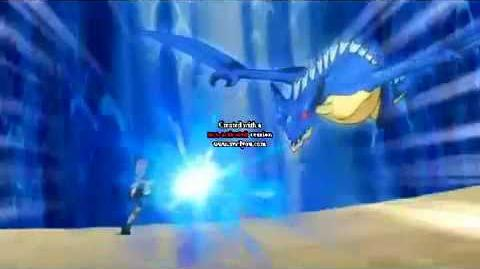 Inazuma Eleven - wyvern crash