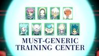 Training center CS 18 HQ